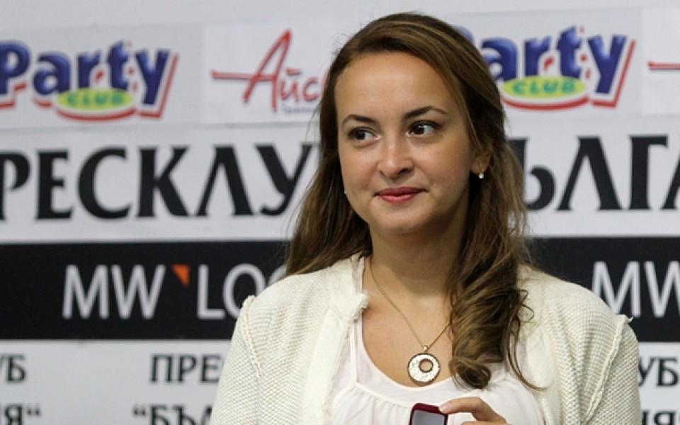 Антоанета Стефанова с 13-о място на Световното