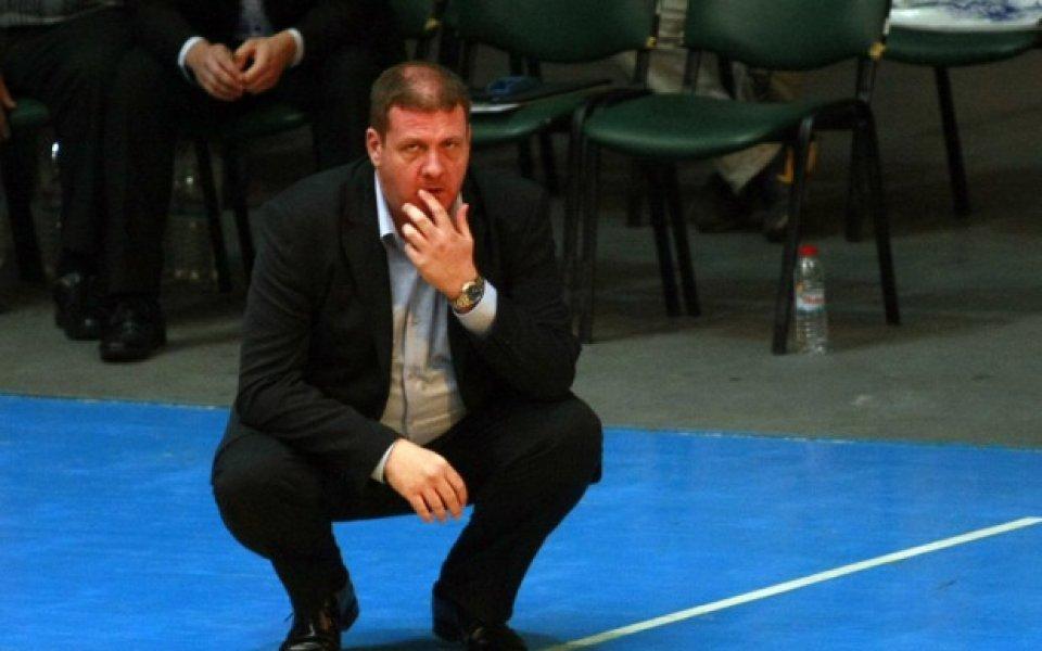 Треньорът на Балкан: Желая на Левски да вдигне Купата