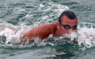 Първият маратон Свети Влас събира приятели на плуването от цяла България