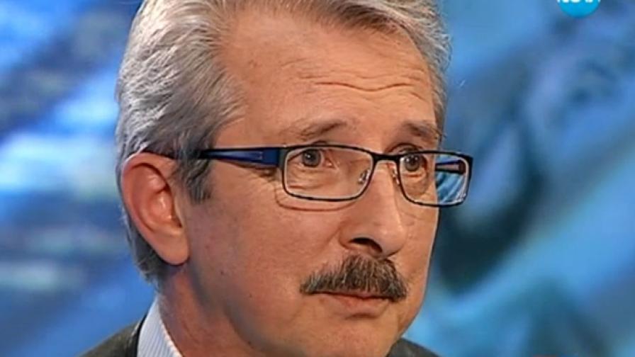 архитект Георгий Станишев