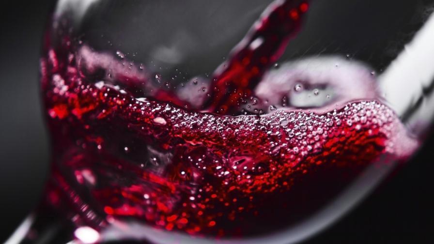 Ползата от червеното вино е преувеличена