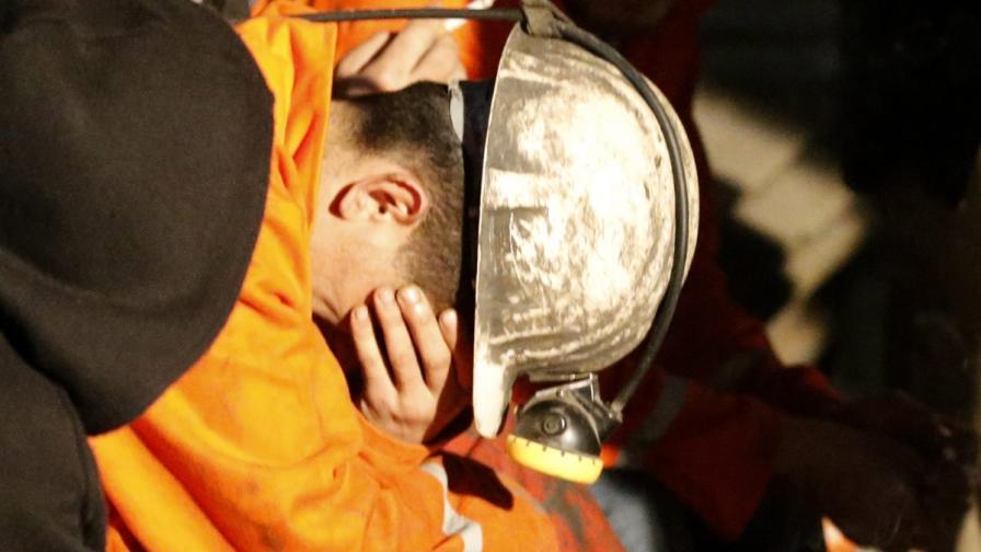 Все по-малка надежда за още спасени миньори в Турция