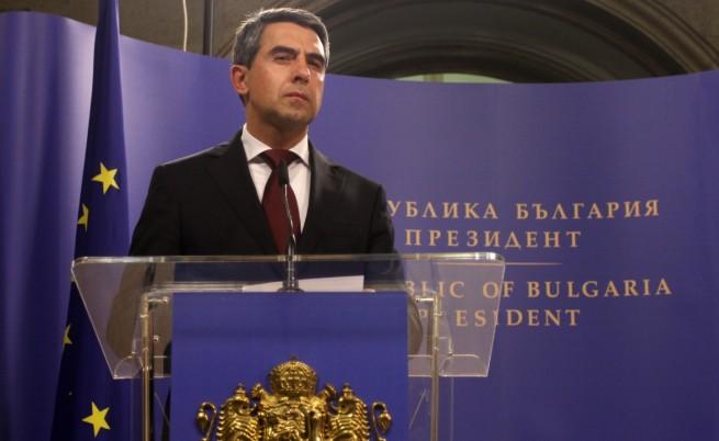Плевнелиев свиква Съвета за национална сигурност