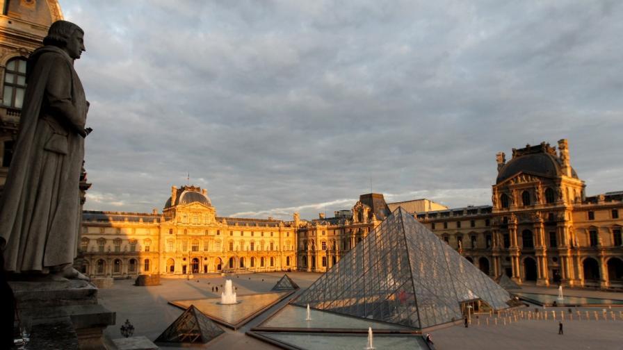 Парижкият Лувър е най-добрият музей в света