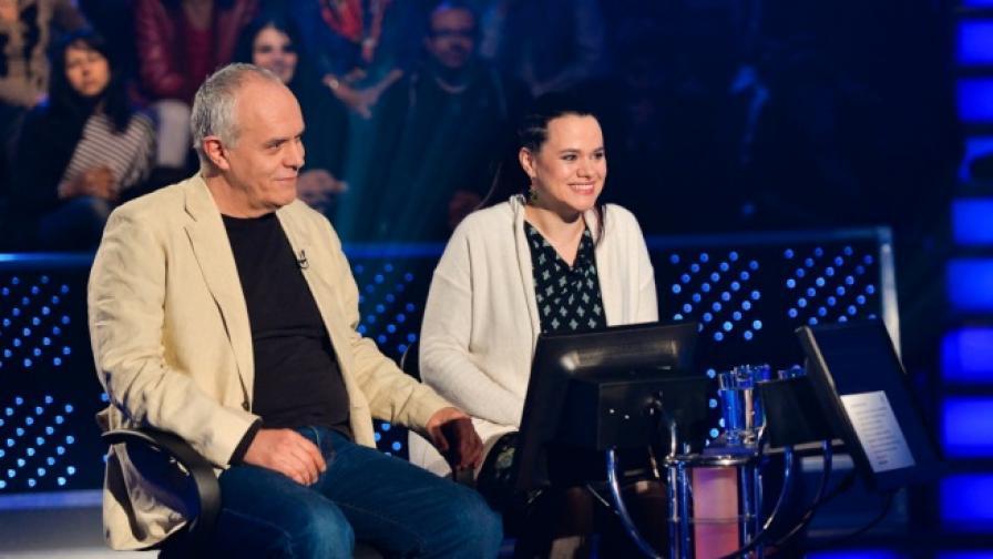 Андрей и Стела Райчеви