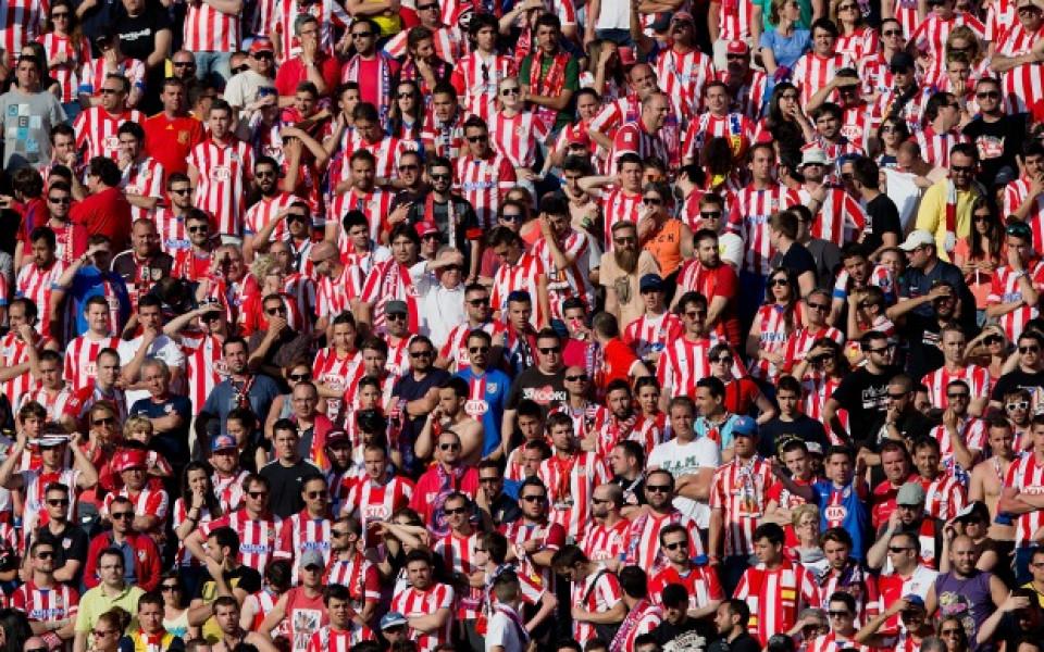 Атлетико Мадрид фаворит на букмейкърите за шампион на Испания