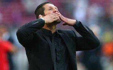 Атлетико М привлече един от големите  таланти  на новата генерация