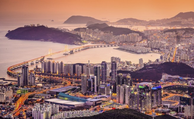 Бусан, Южна Корея
