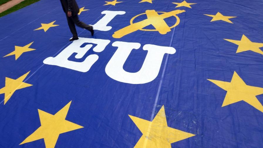 Евровотът започна – във Великобритания и Холандия