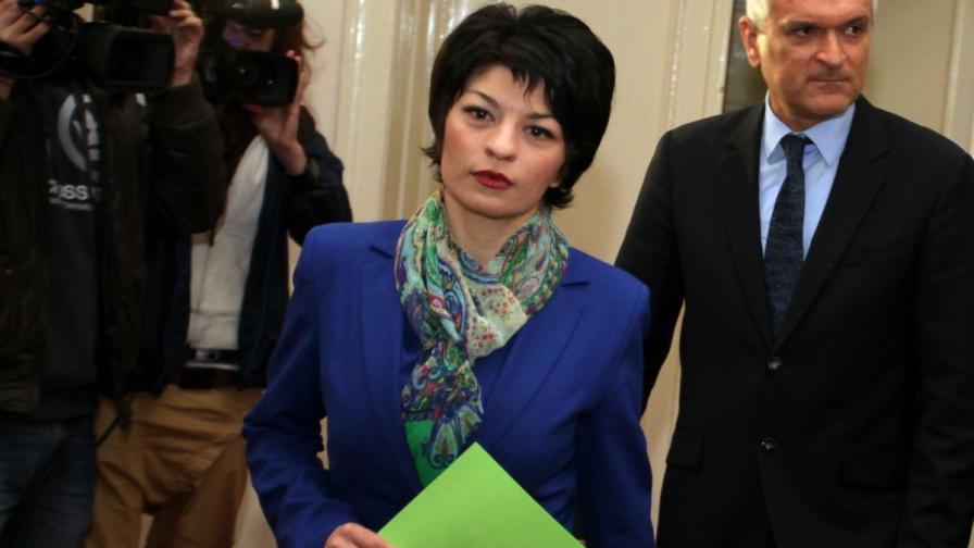 Бившият здравен министър Десислава Атанасова