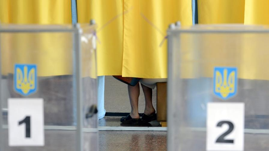 Украйна избира нов президент