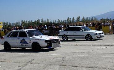 Кметът на Радомир с награда за заслуги в развитието на автомобилния спорт