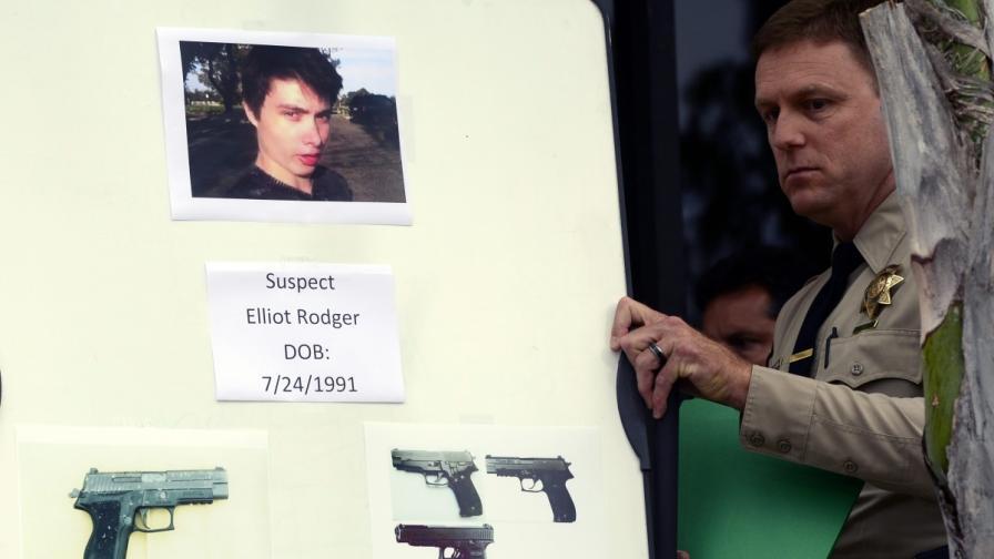 Стрелецът от САЩ се оказа син на холивудски режисьор