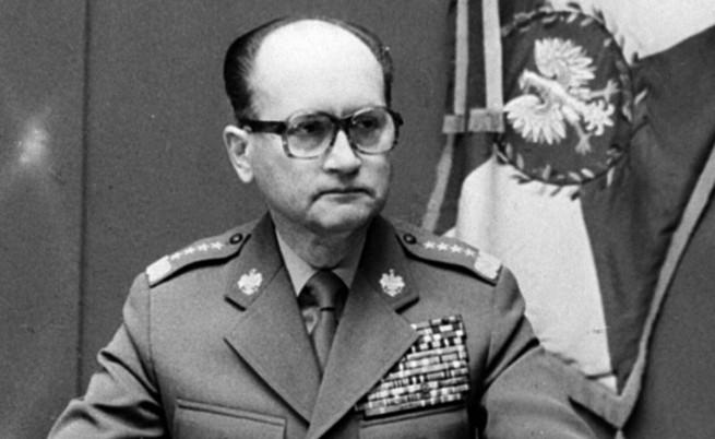 Резултат с изображение за Генерал Войчех Ярузелски