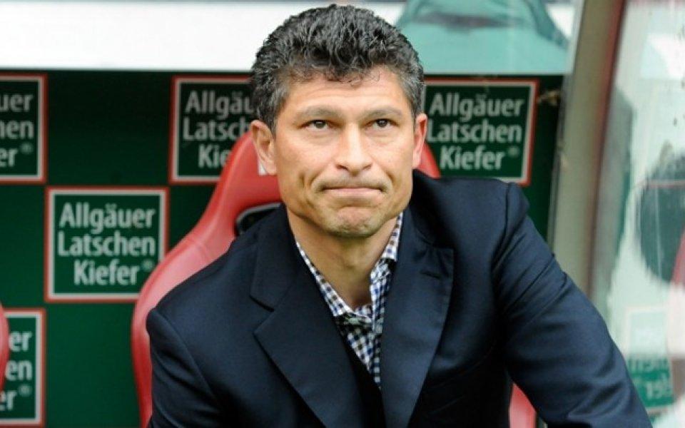 Официално: Краси Балъков е новият треньор на Литекс