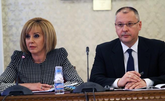 Сергей Станишев: Трябва да се даде нова сила на кабинета