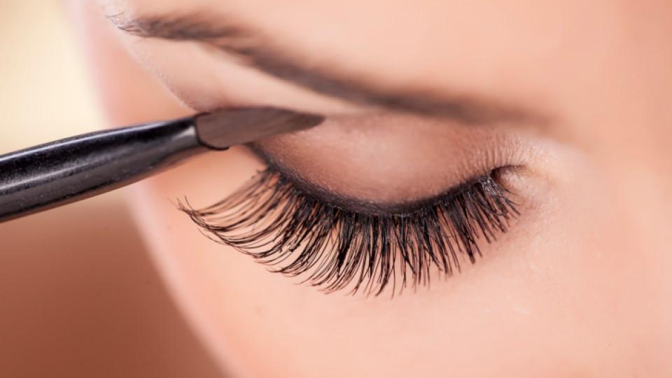 Съвети за грима на очите от специалист