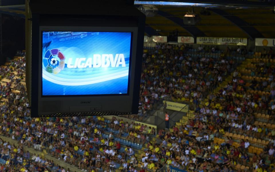 Ла Лига продаде телевизионните права за 1,4 млрд. евро