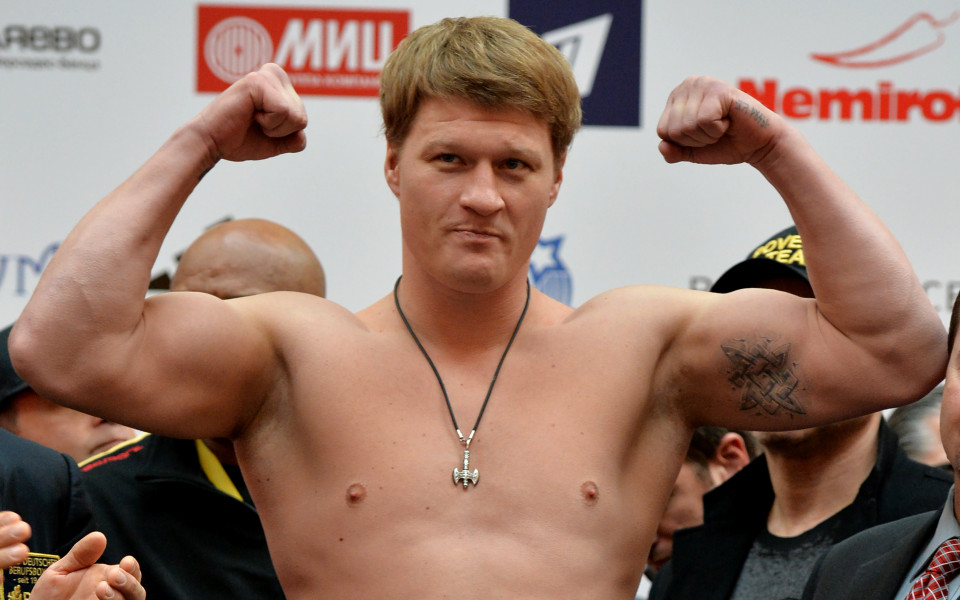 Спипаха Поветкин с допинг
