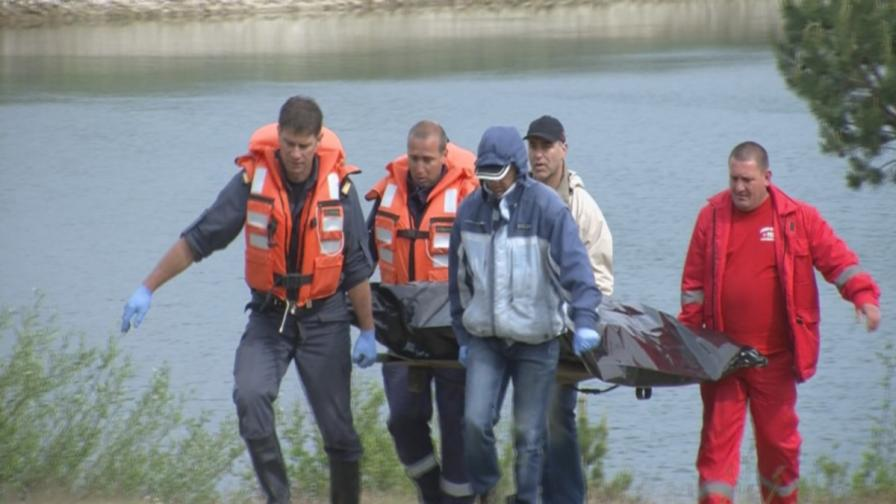 Тялото на мъж изплува във водоем край Банско