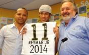 Неймар-старши изпусна 26 милиона евро от Барса