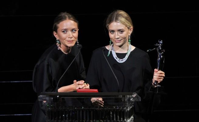 Ашли и Мери-Кейт Олсън