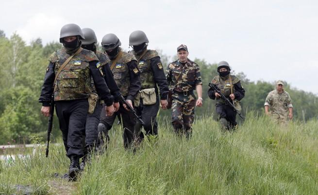 Украинските сили активизират настъплението си край Славянск и Луганск