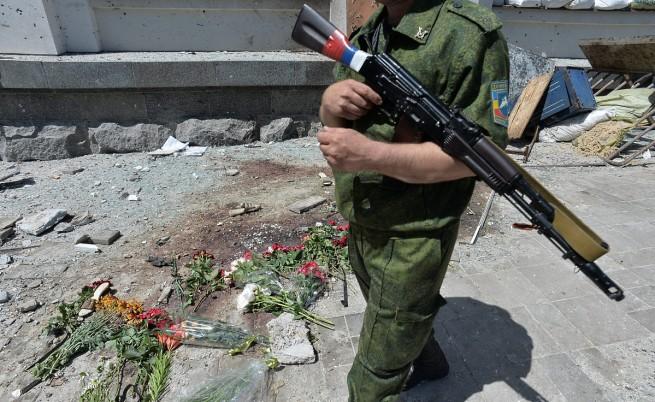 Киев и сепаратистите може да спрат огъня