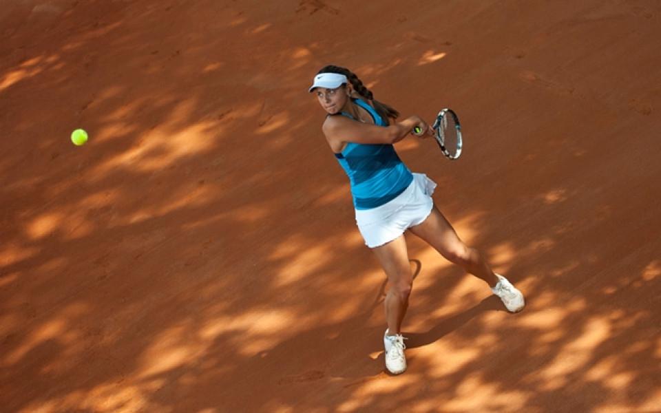 Вики Томова стартира срещу израелка в квалификациите на Ролан Гарос