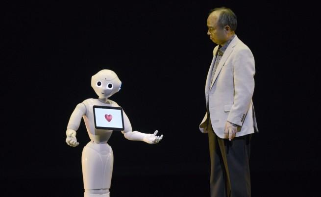 Създадоха робот, който разбира човешките чувства