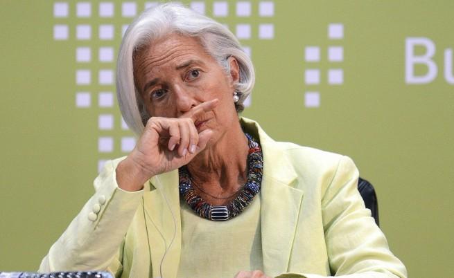 Кристин Лагард не иска да е председател на Европейската комисия
