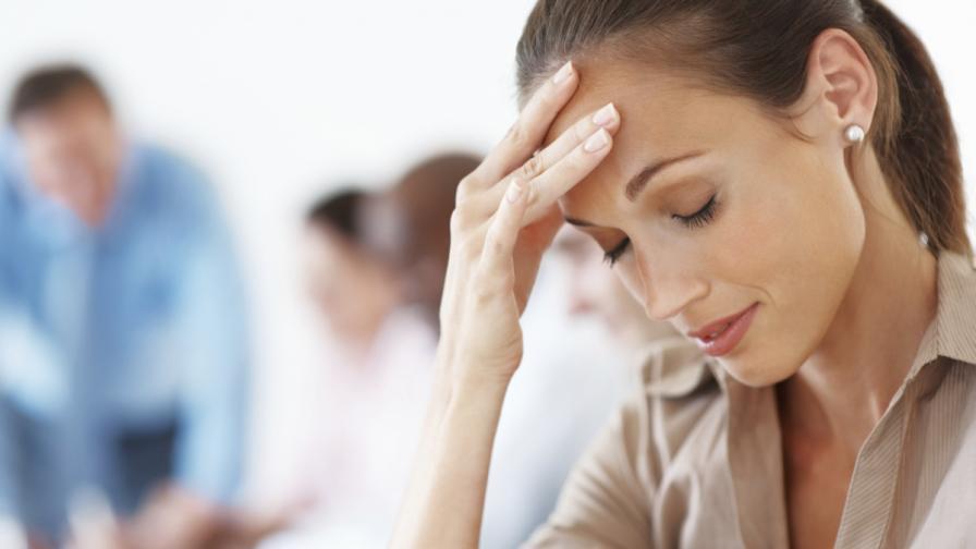 Седемте най-често срещани причини за главоболие