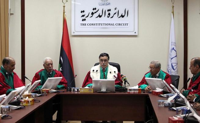 В Либия обявиха избора на премиер за неконституционен