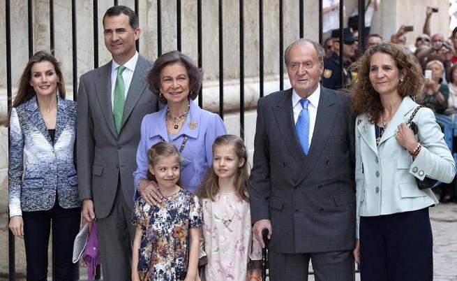 Испанците все пак си искат монархията
