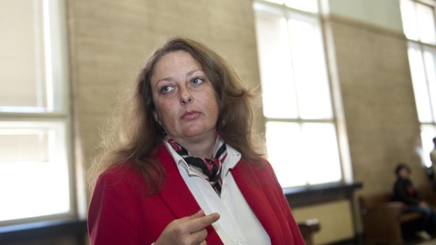 Апелативният съд оправда бившата шефка на Агенцията по вписванията