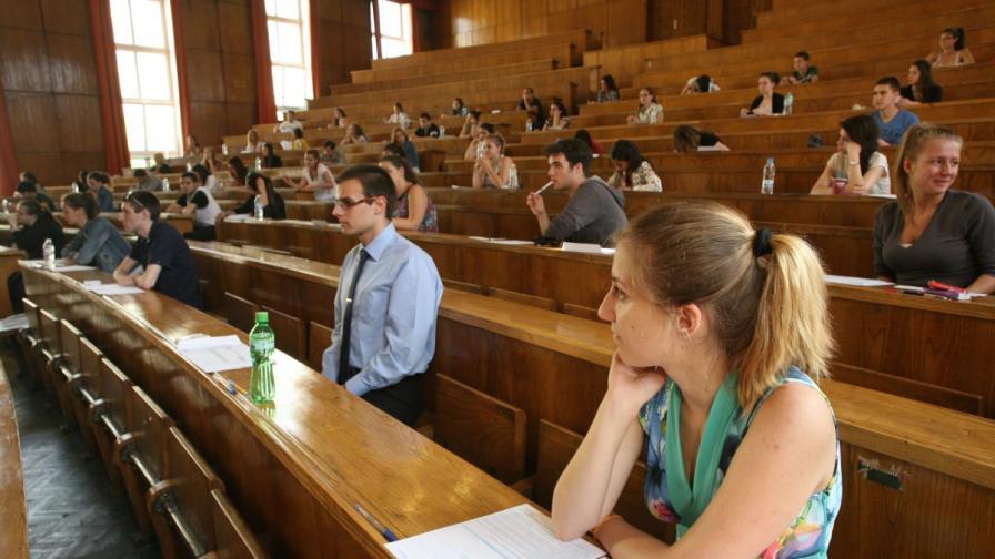 """""""Професия трол"""" е темата на изпита по журналистика в СУ"""