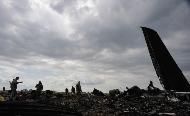 Ден на траур в Украйна