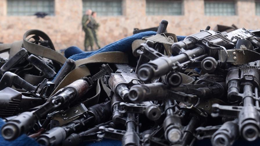 Сепаратистите в Луганск поеха отговорност за сваления самолет
