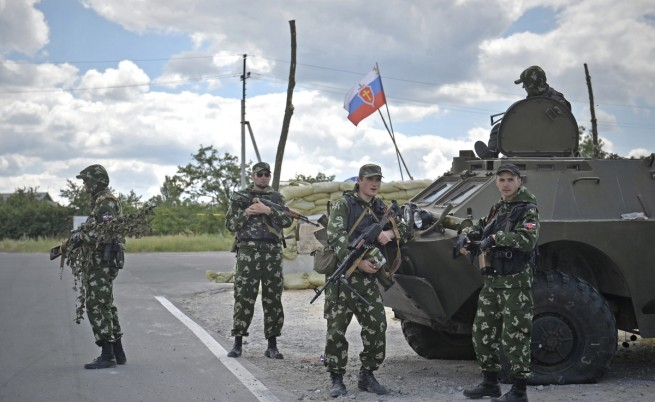 Порошенко и Путин говорили по телефона за мир