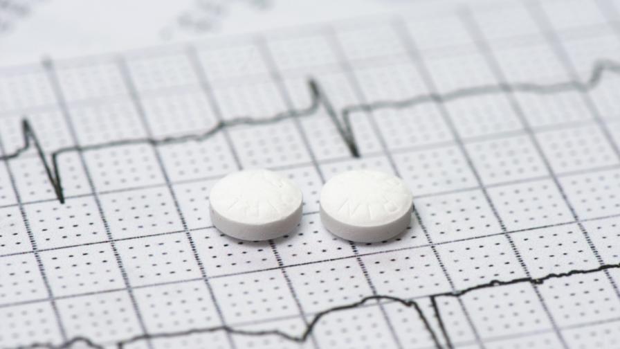 Експерти: Аспиринът не е най-доброто лекарство за предотвратяване на сърдечни проблеми