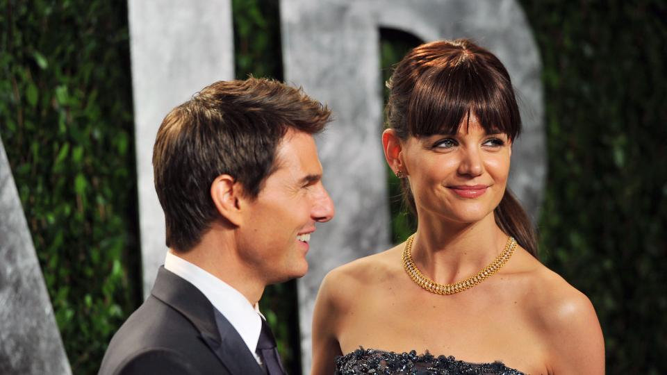 След пет години семеен живот приказката между едно от най-обичаните холивудски семейства - Том Круз и Кейти Холмс, приключи