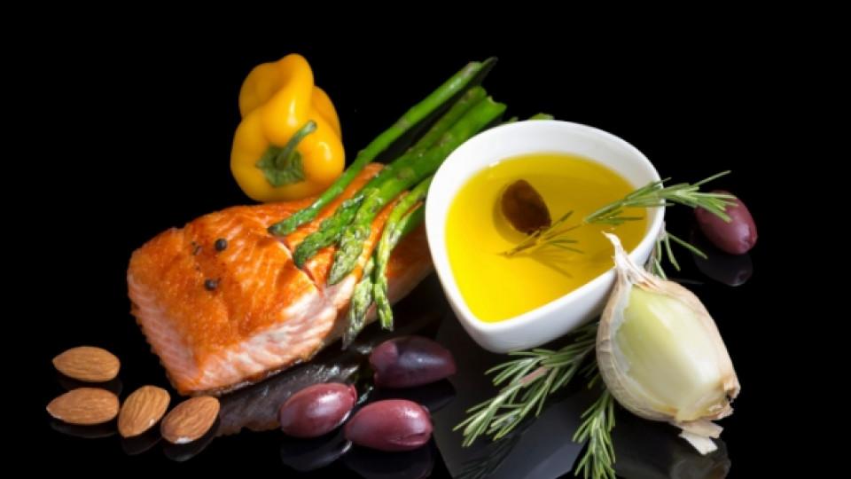 Историята на средиземноморското хранене