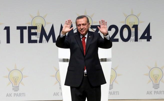Десетки арести при чистка в турската полиция