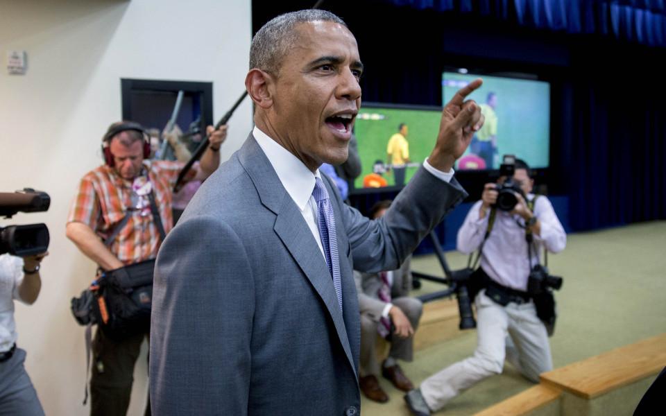 Германски клуб покани Барак Обама на мач
