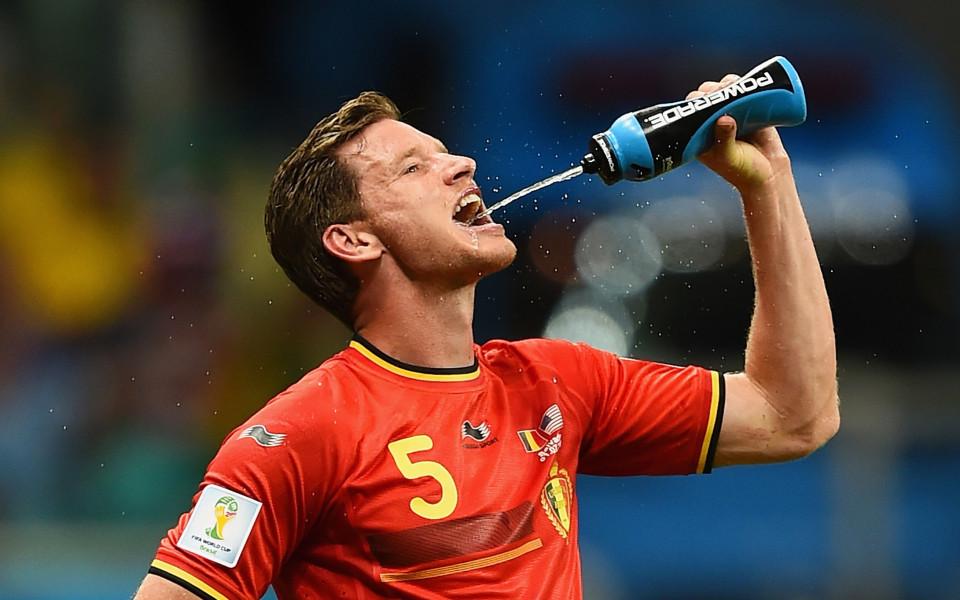 Ян Вертонген изравни забележителен рекорд за Белгия
