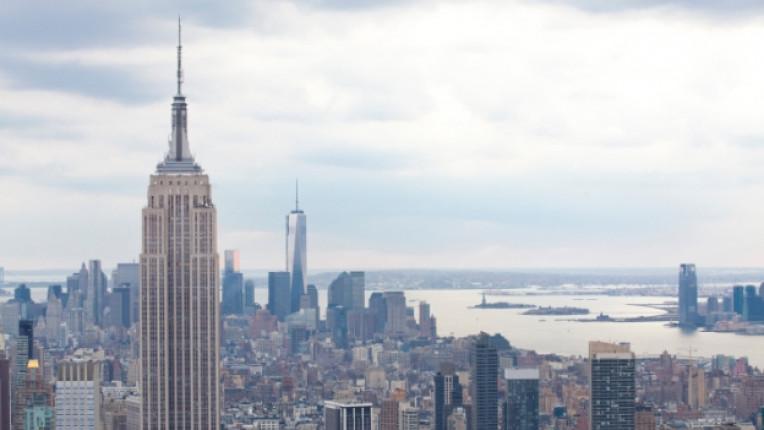 гледка небостъргач хотел Ню Йорк
