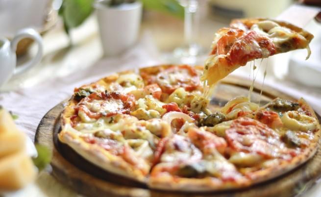 Начинът, по който ядем пица,  издава нашия характер