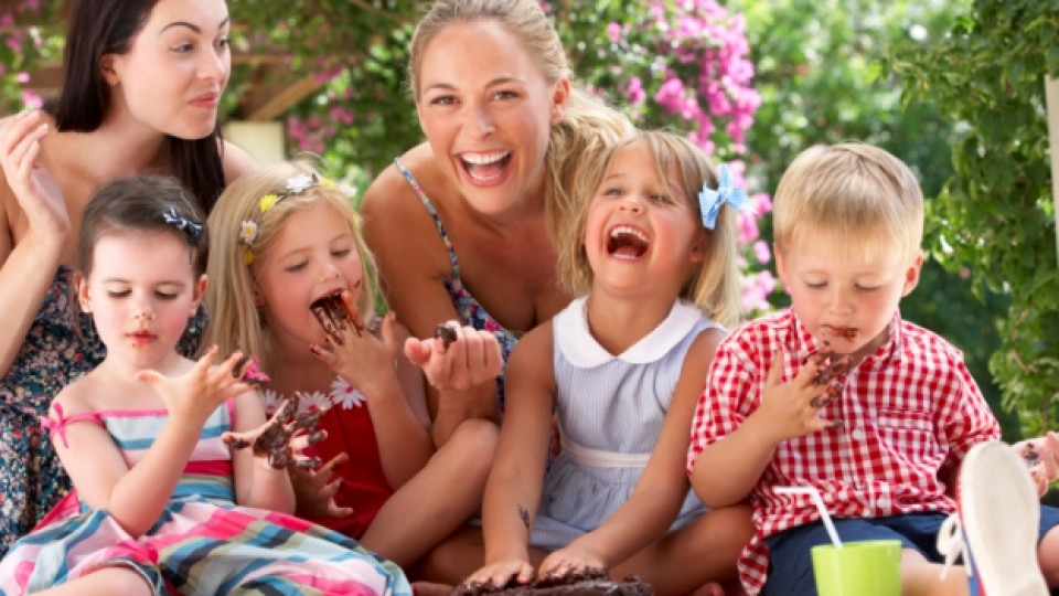 Свежи идеи за детско лятно парти