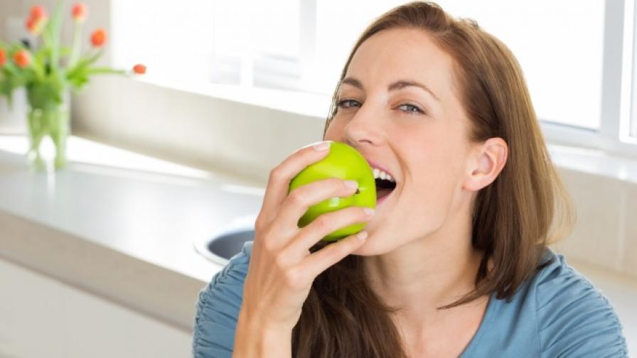 Ябълките са афродизиак за жените