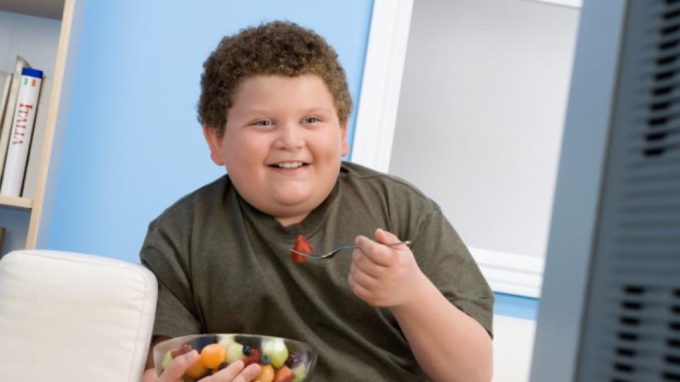 У нас 30 на сто от подрастващите са с наднормено тегло